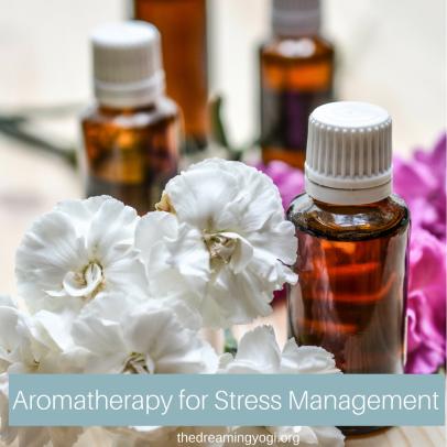 Stress ManagementAromatherapy (1)