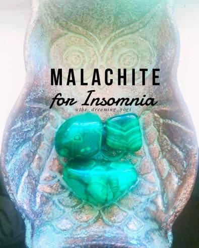 Malachite-insomnia