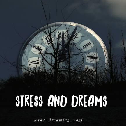 Stress-and-dreams