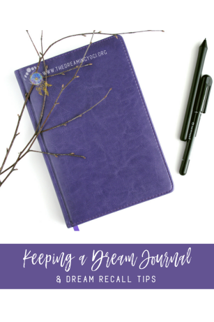 Keeping a journal is the first step to dreamwork and can even help you remember your dreams if you are consistent. Check out my blog for more tips on dream recall!