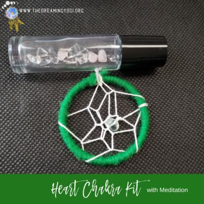 HeartChakra Balancing Kit