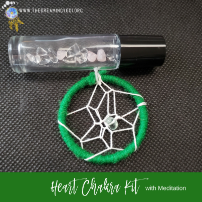 HeartChakra Balancing Kit