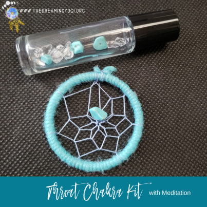 ThroatChakra Balancing Kit